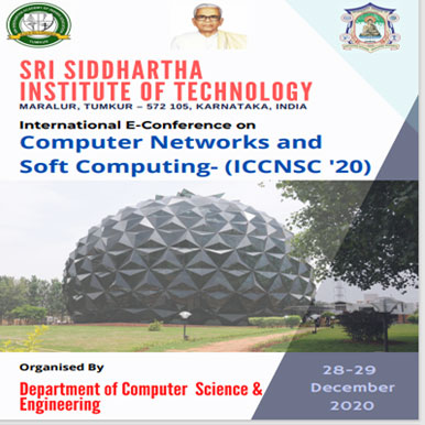 International E-Conference on Computer Networks and Soft computing(ICCNSC)